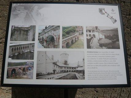 FOTKA - Hrad Veveří s nádhernou expozicí