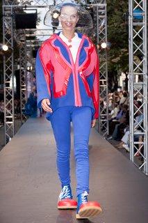 FOTKA - Prague Fashion Weekend přivedl špičkovou módu na ulici