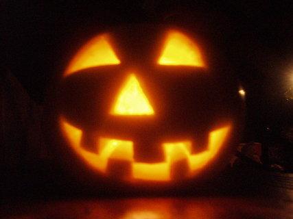FOTKA - Vyrob si sama - Dýně, Halloweenská klasika