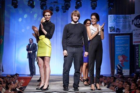 FOTKA - Podzimní trendy předvedeny na přehlídce TOP STYL 2010