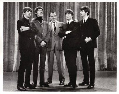 FOTKA - Legendární americká televizní vystoupení The Beatles konečně vychází na DVD!
