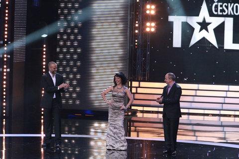 FOTKA - Do finále postupují The Pastels a Dominika Hašková