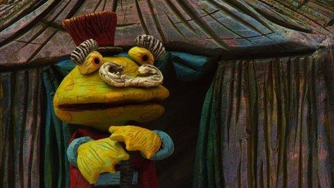 FOTKA - Večerníček - Karlík, zlatá rybka