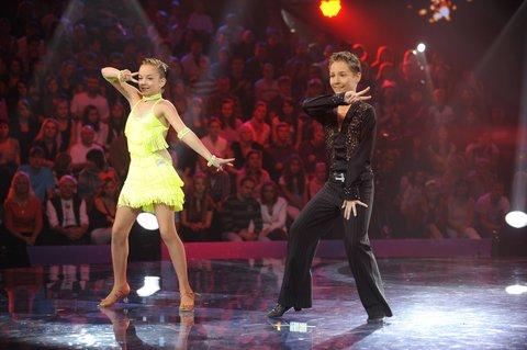 FOTKA - Diváky Talentmanie nejvíce zaujal zpěv a žonglérská show