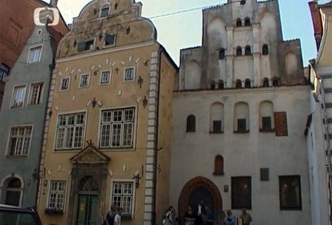 FOTKA - Cestománie: Lotyšsko – Cesta za slunovratem