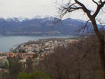 FOTKA - Cestománie: Švýcarsko – Ticino – Od subtropů k ledovcům