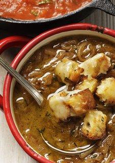 FOTKA - Nepodlehněte zimě a zahřejte se vydatnou polévkou v Bageterii Boulevard