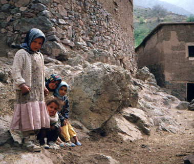 FOTKA - Cestománie - Maroko: Cesta se Sluncem