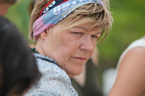 FOTKA - Robinsonův ostrov 2018 - soutěžící Blanka Otrubová