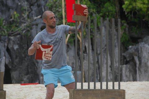 FOTKA - Robinsonův ostrov 2018 - soutěžící Karel Šimek