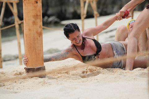 FOTKA - Robinsonův ostrov 2018 - soutěžící Martina Fialková