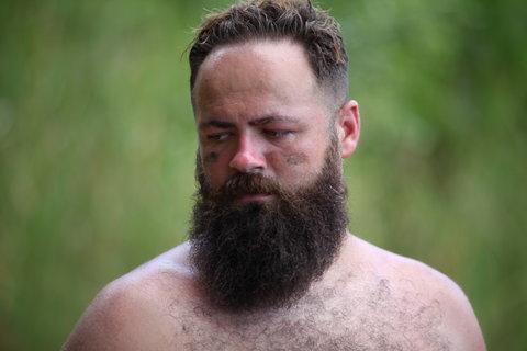 """FOTKA - Robinsonův ostrov 2018 - soutěžící """"Ondra"""" Ondřej Baumrukr"""