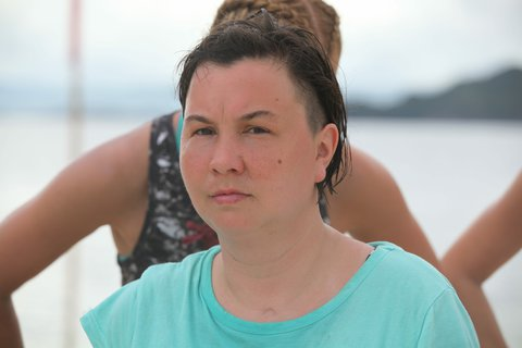 FOTKA - Robinsonův ostrov 2018 - soutěžící Zina Šímová