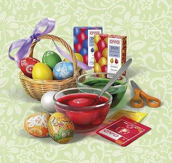 FOTKA - Velikonoční vejce a jejich barvy – co ve skutečnosti symbolizují