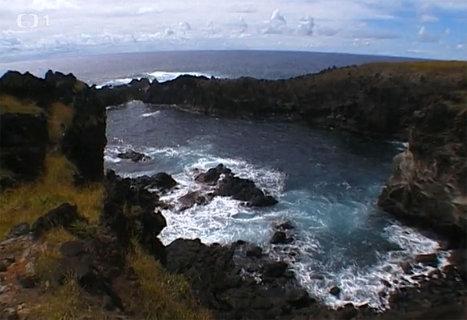 FOTKA - Cestománie: Chile – Velikonoční ostrov – Tajemní svědkové