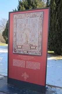 FOTKA - Výstava jarních květin, tapisérií a gobelínů