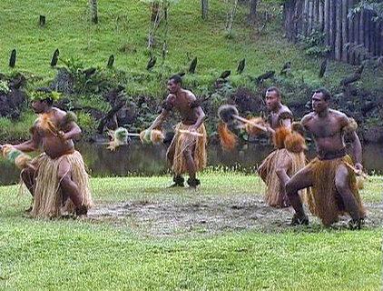 FOTKA - Cestománie: Fidži – zemí bývalých lidožroutů