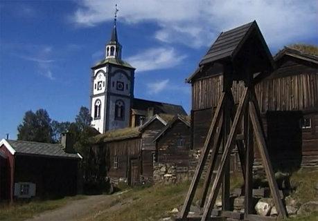 FOTKA - Cestománie - Norsko – Cesta k severu
