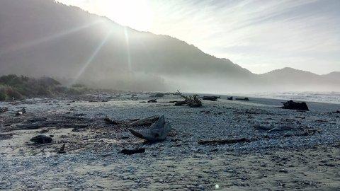 FOTKA - Na cestě po novozélandském West Coast