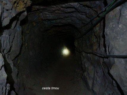 FOTKA - Dole v dole aneb půl kilometru pod zemí