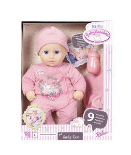 FOTKA - My First Baby Annabell Baby Fun – miminko pro nejmenší maminky