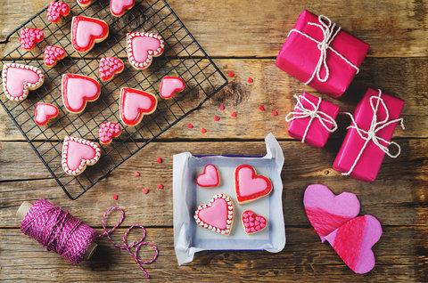 FOTKA - Láska prochází žaludkem. Vyznejte tu svou na Valentýna těmito sladkými pochoutkami