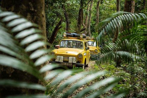 FOTKA - Trabantem z Indie až domů: Blbec s razítkem