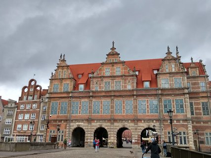 FOTKA - Podzimní Gdańsk