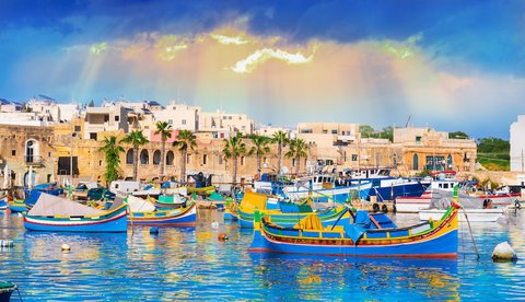 FOTKA - Kouzelná místa na Maltě