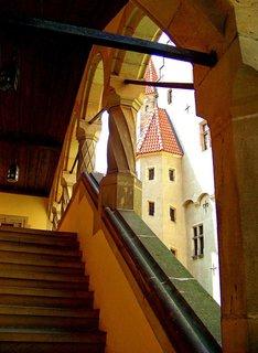 FOTKA - Dovolená u nás, hrad Bouzov