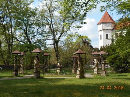 FOTKA - Procházka zámeckým parkem na Konopišti