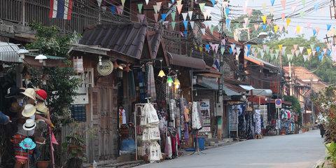 FOTKA - Vůně cizích krajů: Isán, pravá tvář Thajska