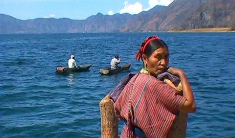 FOTKA - Cestománie - Guatemala: Říše Mayů
