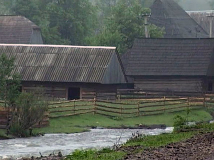 FOTKA - Cestománie - Zakarpatská Ukrajina: Ztracený kout Evropy