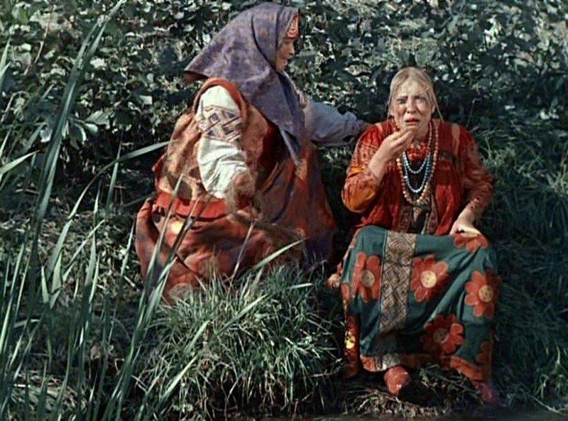 фото кадр из сказки