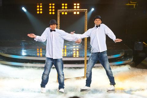 FOTKA - Operní pěvec Milan Sulej a duo Hybrid´s Crew postoupili do Superfinále Talentmanie!