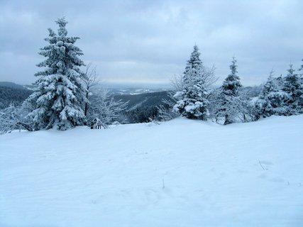 FOTKA - Vzpomínání na první sjezdy na lyžích