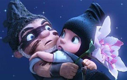 FOTKA - Gnomeo a Julie – I s malým trpaslíkem můžete zažít velké dobrodružství