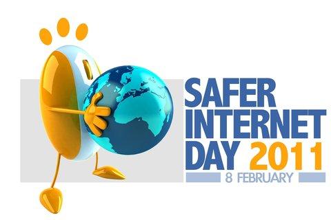 FOTKA - 8. února 2011: Den bezpečnějšího internetu