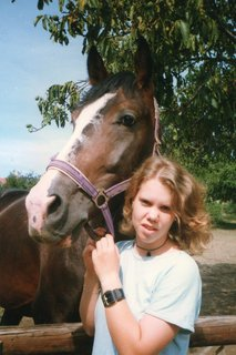 FOTKA - Jedna koňská vzpomínka