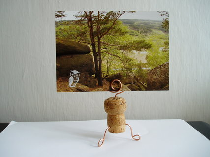 FOTKA - Vyrob si sama  - Stojánek na foto De Luxe