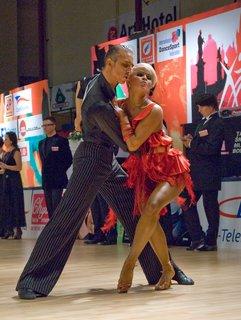 FOTKA - Mistrovství České republiky 2011 v latinskoamerických tancích