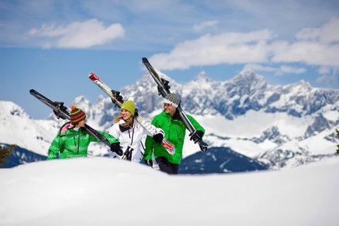 FOTKA - Jak si užít zimní radovánky na horách bez nehod