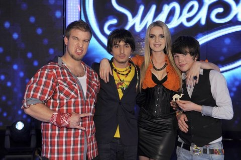 FOTKA - Česko Slovenská SuperStar 2011: dozpíval Petr Ševčík
