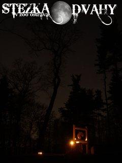 FOTKA - Nebojíte se tmy? Vyrazte do ZOO na noční Stezku odvahy!
