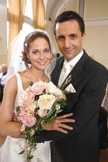 FOTKA - Klára Jandová se znovu vdala