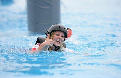 FOTKA - Wipeout - Souboj národů a adrenalinem nadupané léto