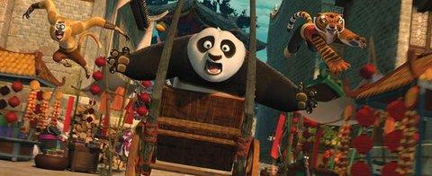 FOTKA - Kung Fu Panda 2 - Dvojnásobně pandastické
