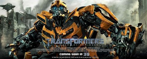 FOTKA - Transformers: Dark of the Moon - Naše poslední útočiště