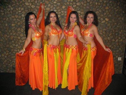 FOTKA - Ze života orientálních tanečnic